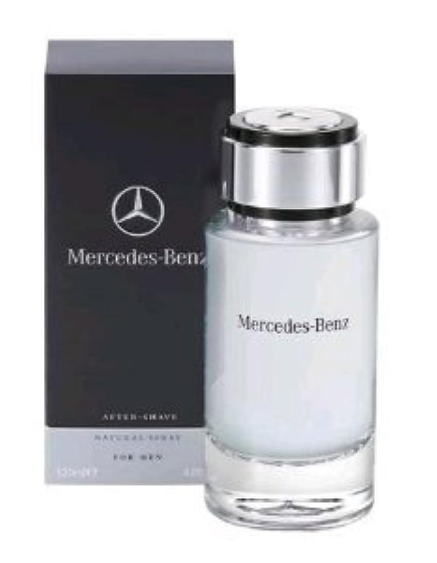 レンジ文明化する風邪をひくMercedes-Benz (メルセデス ベンツ) 4.0 oz (120ml) Aftershave Spray (アフターシェーブ スプレー) by Mercedes-Benz for Men