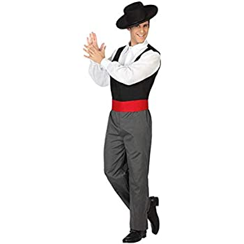 Atosa-31560 Disfraz hombre cordobés flamenco, XS-S (31560): Amazon ...