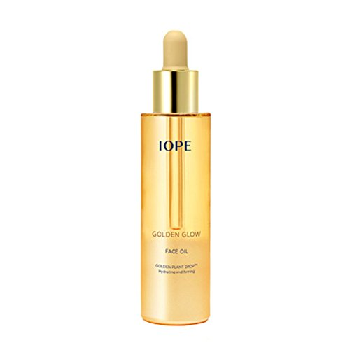 IOPE,Golden Glow Face Oil 40ml