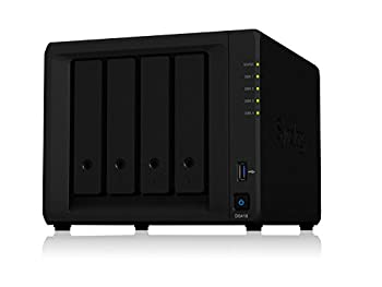 Synology 4 bay NAS DiskStation DS418  Diskless