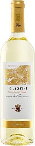 El Coto de Rioja Rioja El Coto Blanco Semidulce DOCa 2019 (1 x 0.75 l)