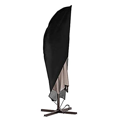 Amazon - 60% Off on Umbrella Cover Heavy Duty 420D Oxford Waterproof Patio Offset