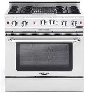 capital culinarian 36 gas range