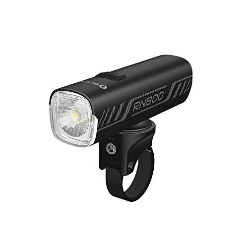 Olight RN800 ブラック フロントライト 小型 5モード調光 USB 充電式 led ロードバイク ライト IPX6 防水 自転車ライト 高輝度800ルーメン led 懐中電灯兼用ライト 21700電池 スポーツ&アウとドア