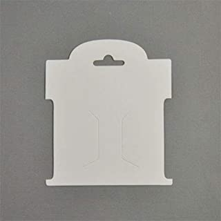HBC 50-Piece Hair Bow Display Cards Small