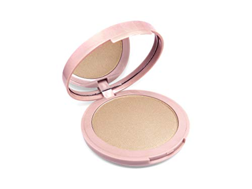 W7 | Highlighter | Glowcomotion Extreme Ice | Shimmering, Highlighting Powder with a Subtle Golden Glow