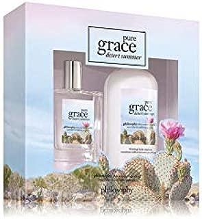 Philosophy Philosophy Pure Grace Desert Summer Gift Set - (8.0 Oz Firming Body Emulsion +2.0 Oz Eau De Toilette Spray), 1 Oz