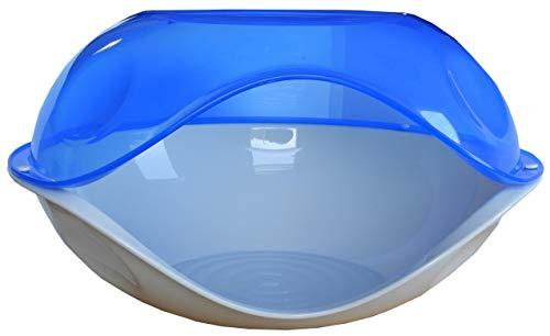 Agrobiothers Schlafsack Kunststoff Haus/Außen für Katzen 57x 48x 32cm