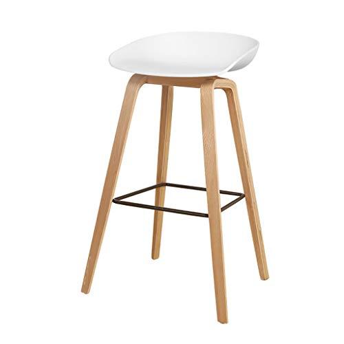NYDZ bar bar bar bar stoel, eettafelstoel massief houten kruk, Home Lounge Chair, bar meubel