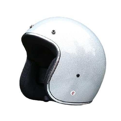 Casco Moto Hombre - Casco Moto Abierto con Visera - Baratos Scooter...