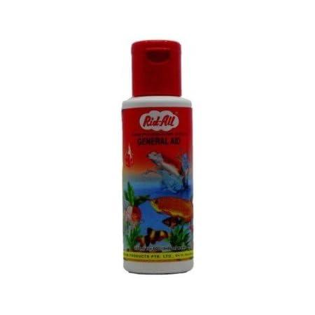 Rid All General Aid Aquarium Fish Medicine 120Ml