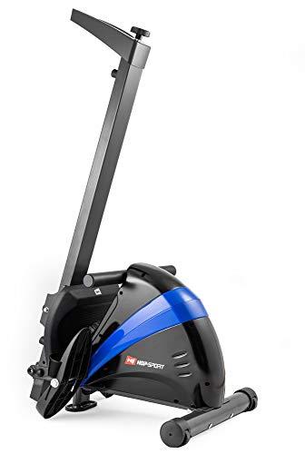 Hop-Sport Rudergerät Boost Ruderzugmaschine mit Computer & Magnetbremssystem blau Bild 5*
