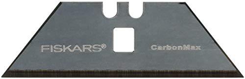 Fiskars Universalmesserklingen, Ersatz für mehrere Fiskars Universalmesser, Klinge aus rostfreiem Stahl, 50er Pack, CarbonMax, 1027231