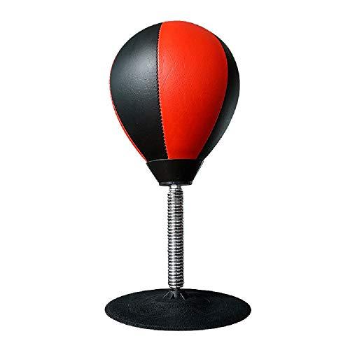 XUXN Boule de Ventilation de Bureau, Boule de poinçon de Bureau avec Ventouse Extra-Forte pour soulager Le Stress à la Maison ou au Bureau, Cadeau de nouveauté Amusant pour Hommes et Femmes