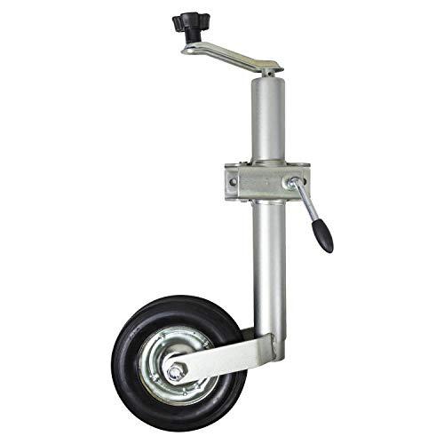 Maypole 9744 Heavy Duty Ribbed Trailer Jockey Wheel