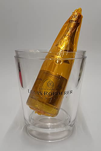 Secchiello Glacette Champagne Louis Roederer Trasparente (PET)