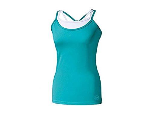 Crivit Sports - Camiseta de tirantes para mujer (poliéster y elastano)