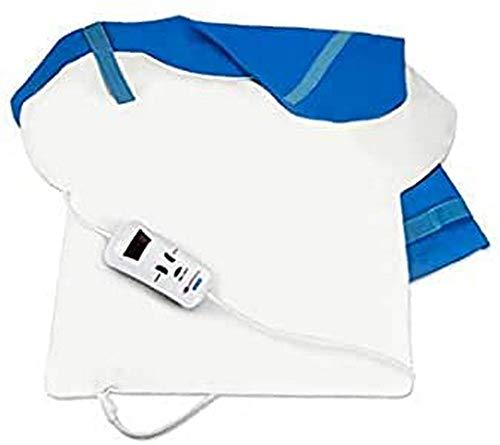 Pekatherm S40 - Almohadilla Especial Cervical-Hombros-Espalda, 57 x 46 cm | Almohadilla Eléctrica | Almohadilla Eléctrica Cervical, Hombros y Espalda