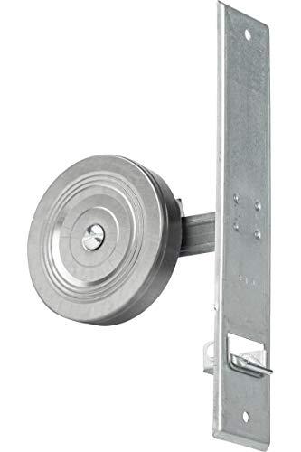 Schellenberg 11400 Einlasswickler Maxi für Rollladengurte mit 23 mm Breite und 12 m Länge, Lochabstand 21,5 cm, Rolladengurt aufwicklen Unterputz