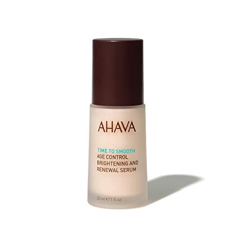 AHAVA Age Control Brightening and Renewal Serum, 30 ml