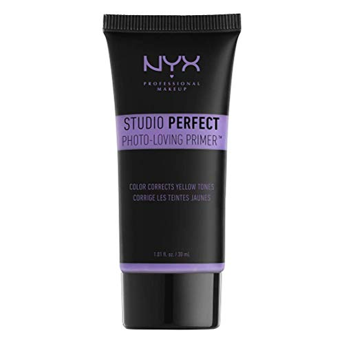 NYX Professional Makeup Studio Perfect Primer Lavender, 30 ml