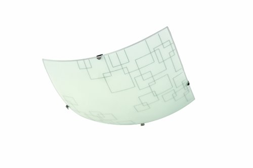 Massive 303088710 Ivy Plafonnier 100 W E27 230 V Gris