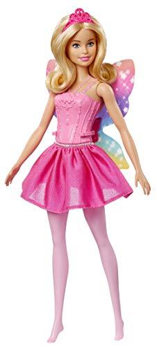 Barbie- Muñeca Dreamtopia Hada con Alas (Mattel FWK85)