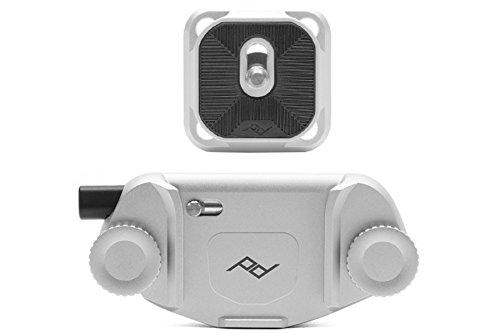 PEAK Design Capture Halterung für Kamera V3. Silber