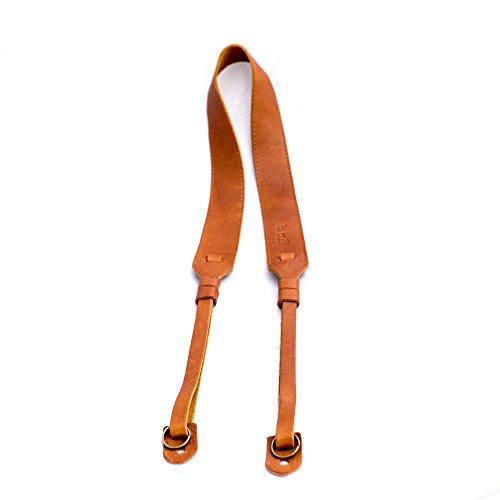 b.still Leather Camera Neck Strap - Shoulder...