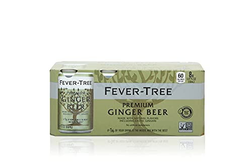 Fever-Tree - Ginger Beer Cans (24 Count)