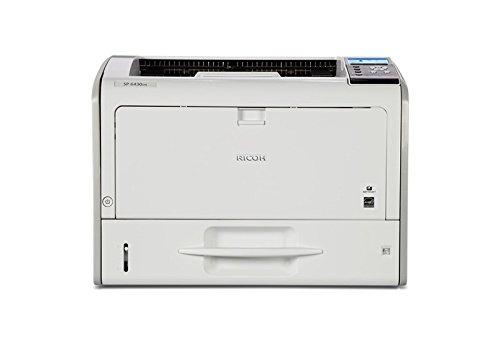 Ricoh SP 6430DN - Impresora láser (LED, 1200 x 1200 dpi, A4, 600 Hojas, 38 ppm, Impresión dúplex)