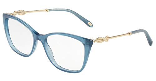 Tiffany INFINITY TF 2160B BLUE 54/17/140 Damen Brillen
