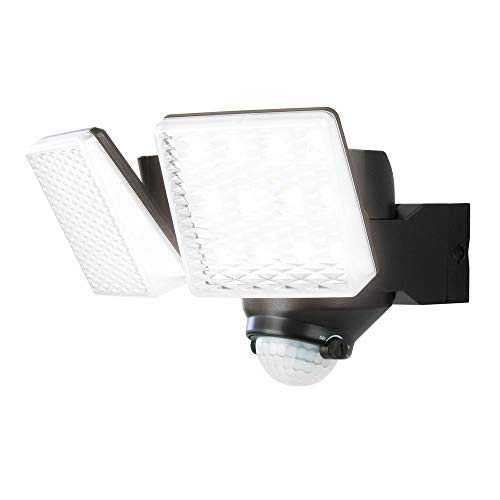 大進(ダイシン) 大進(DAISIN) LED ソーラー センサーライト 2灯式 DLS-7T200 DLS-7T200 奥行16.3×高さ13.7×幅15.3cm