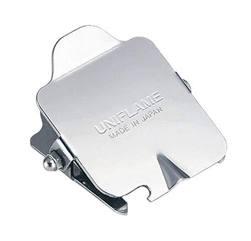 UNIFLAME(ユニフレーム) キャンプ用品 アクセサリー ガス抜きクリップ
