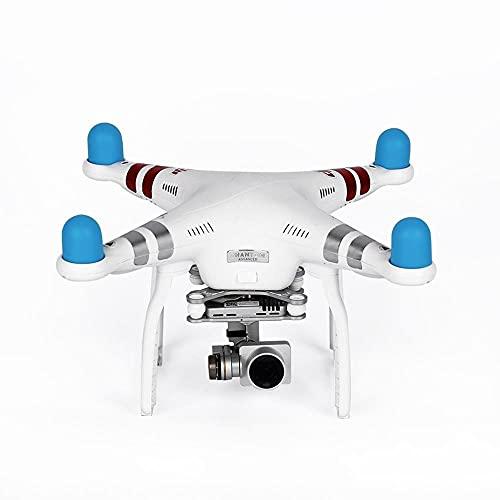 4 Pezzi Protezione Del Coperchio Del Motore Protezione In Silicone Morbido Per D&JI Per Phantom 3 4 Drone 3A 3P SE Advanced For For For Pro Engine Protezione Antipolvere Per Il Trasporto Accessori dro