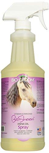 Bio-Sheen Mink Oil Spray - 32 oz