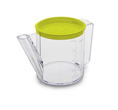 IBILI Fettabschneider/Messbecher Easycook 1l aus Kunststoff, Transparent, 20 x 13 x 13 cm