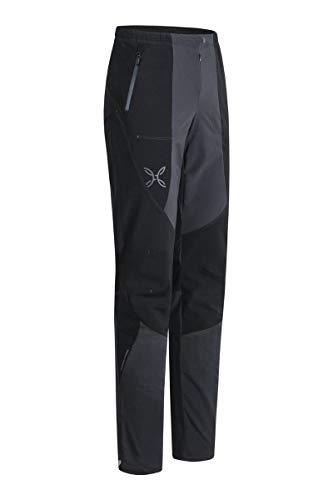 MONTURA - Pantalone Uomo Leggero Trekking Alpinismo Rocky - Antracite-M