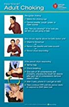 Heartsaver Adult Choking Poster