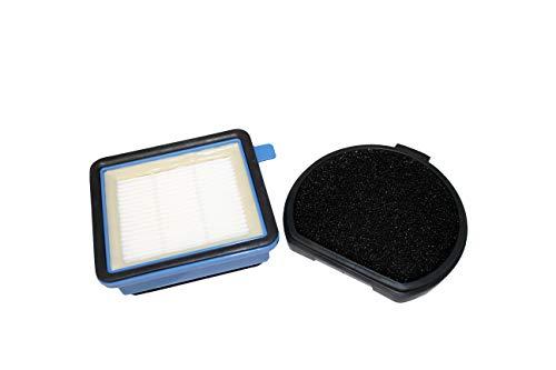 AEG ASPK9 Performance Kit für FX9 (1 Hygienefilter, 1 Vormotorfilter, Staubsauger Filter, waschbar, Filterwirkung mehr als 99%, verbesserte Saugleistung, passgenau, schwarz)