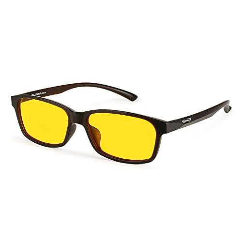 PRiSMA FREiBURG EASY Blaulichtfilter-Brille - Gaming und E-Sport - bluelightprotect - F702 N