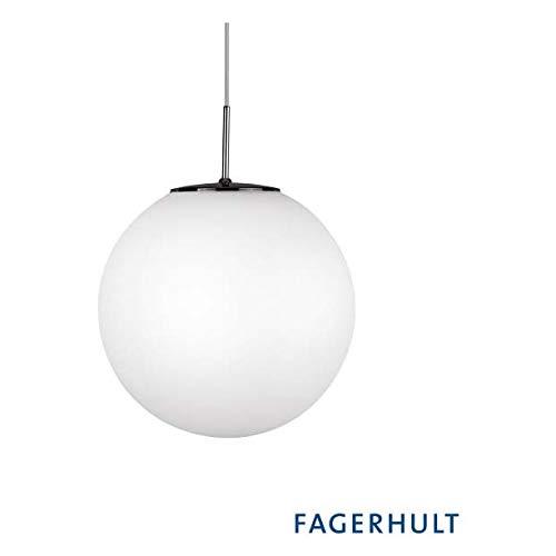 LTS Licht&Leuchten LED-Pendelleuchte GLO 450.4640.1DA ws 4000K DALI weiß Pendelleuchte 7320043580288