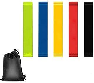 comprar comparacion Bandas de resistencia de YuamMei para piernas y glúteos, Bandas de ejercicios para hacer ejercicio en casa, Entrenamiento ...