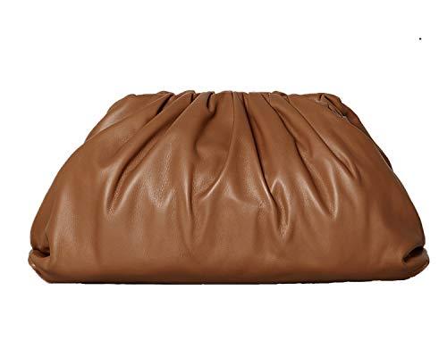 BOKPLD Womens Pouch Dumpling Crossbody Bag Cloud Handbag