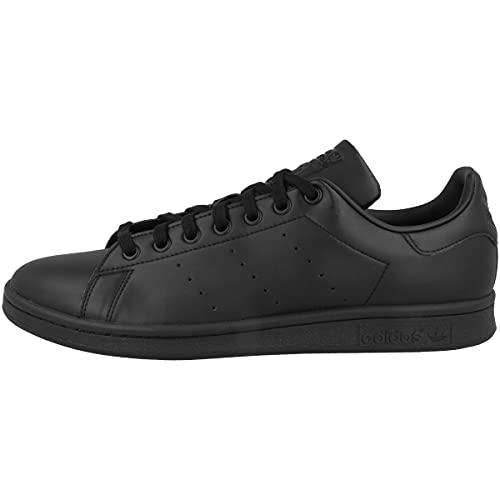 adidas Stan Smith, Zapatillas Hombre, Core Black Core Black FTWR White, 44 EU