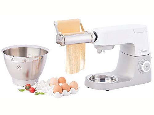 Kenwood KAX971ME Pasta bankhouder voor tagliatelle, keukenmachine-accessoires, geschikt voor alle Chef en KMix keukenmachines
