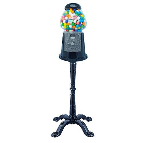Sweet N Fun Gumball Bank Bubble Gum Candy Vending Machine Spiral Stand Dispenser