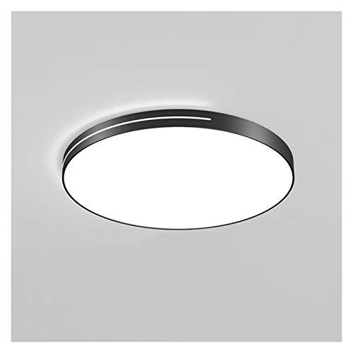 Lámpara de Techo Lámpara de techo Lámpara de salón atmosférica Moderno Minimalista Minimalista Lámpara de dormitorio Lámpara de baño Dormitorio Cocina Cocina Redonda Lámpara de techo Iluminación lámpa