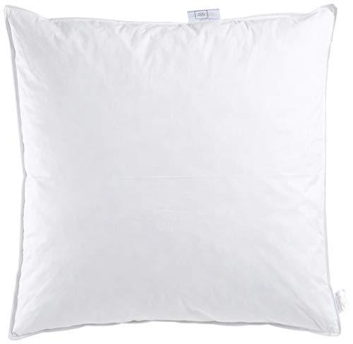 Künsemüller Kissen, Baumwolle, weiß, 80x80