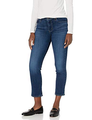 Levi's Women's Classic Crop Jeans, blue story, 33 (US 16)